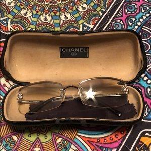 Chanel vintage glasses